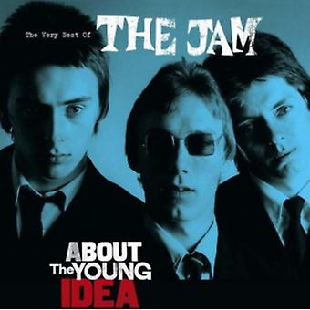 About The Young Idea: The Very Best Of The Jam [VINYL] by The Jam