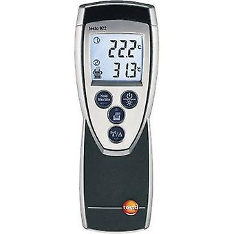 Thermometer testo Set testo 922 -50 up to +1000 °C Sensor type K