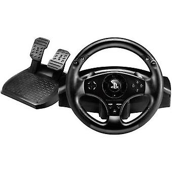ThrustMaster T80 Racing Wheel Stuur PlayStation 3, PlayStation 4 zwart incl. voetpedalen