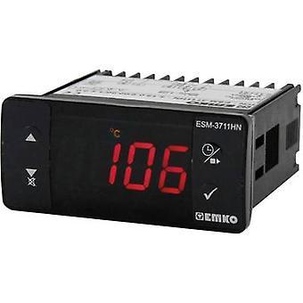 Emko ESM-3711-HN.5.11.0.1/00.00/1.0.0.0 temperatuur controller Pt100 10 A estafette