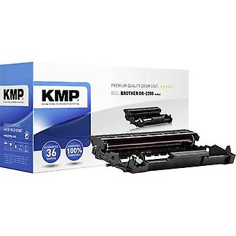 KMP Drum replaced Brother DR-2200, DR2200 Compatible Black Page yield 12000 pages B-DR22