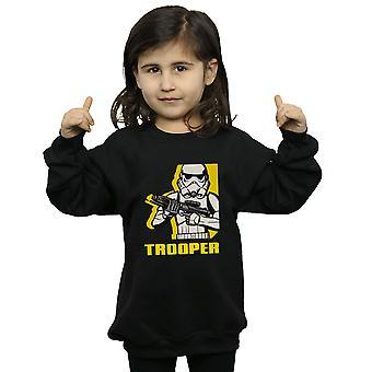 Star Wars jenter opprørerne Trooper Sweatshirt