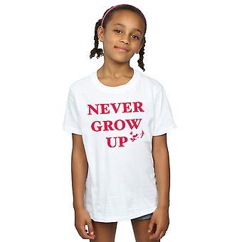 Disney jenter Peter Pan avle aldri opp t-skjorte
