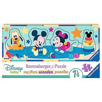 Ravensburger Houten puzzel Disney baby's