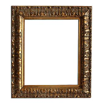 20x25 cm or 8 x 10 inch photo frame in gold