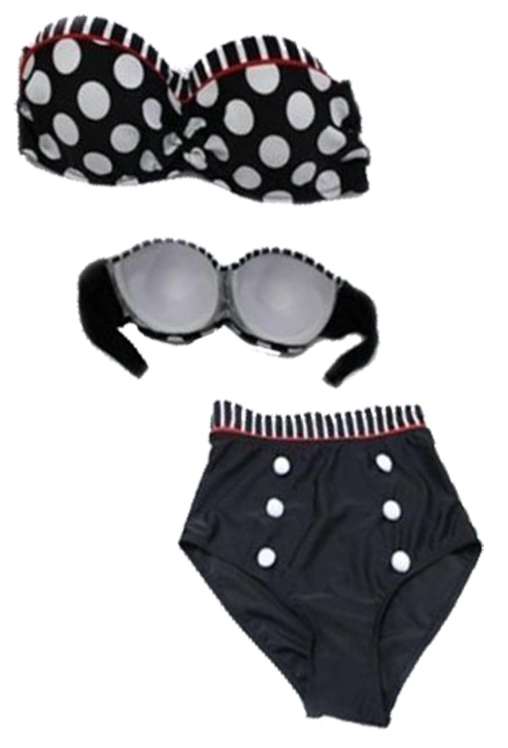Waooh - Bikini-Old-School