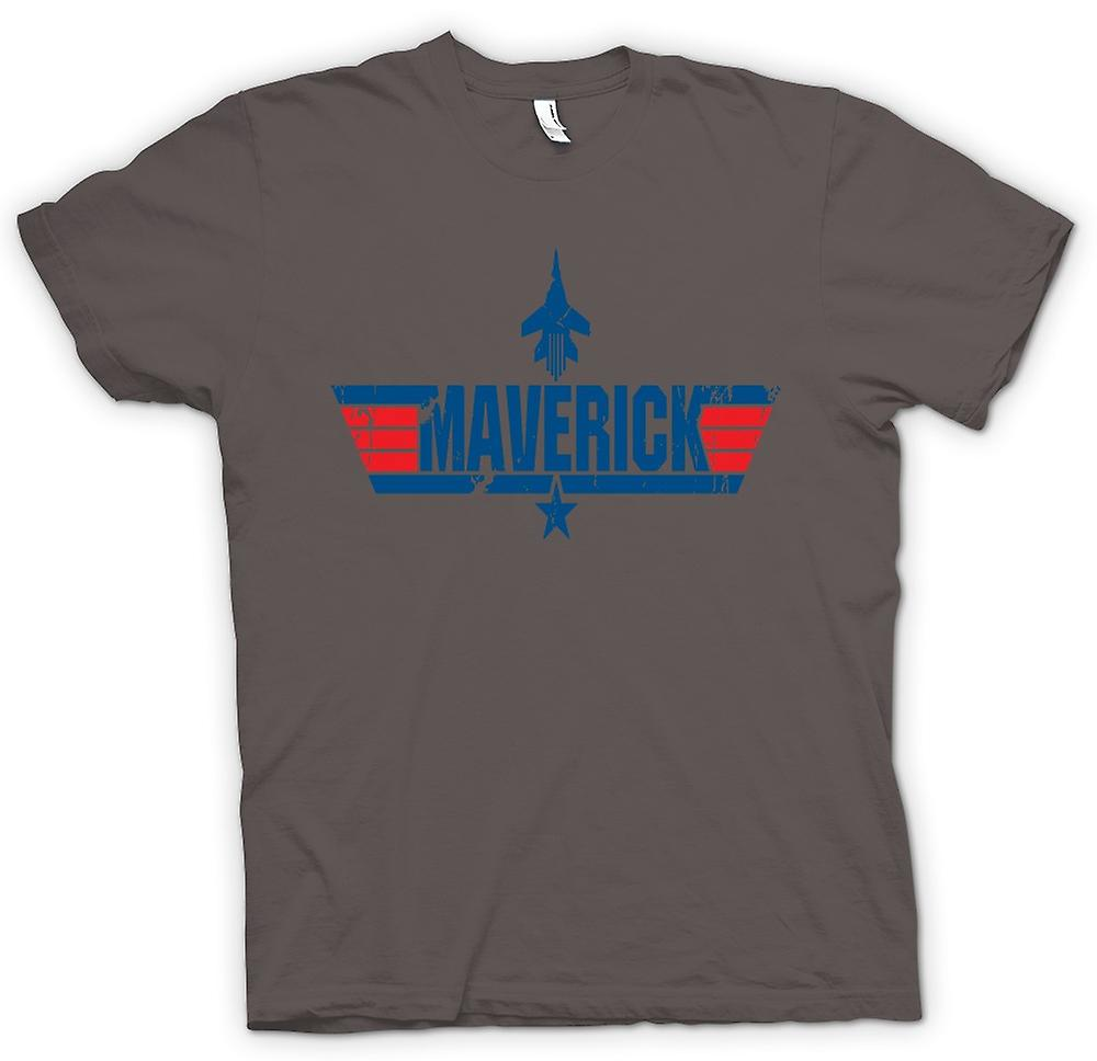 Mens T-shirt - Top Gun Maverick USAF - Movie