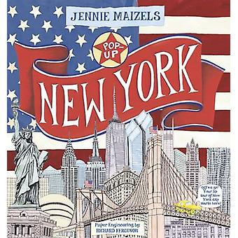 Pop-Up New York by Jennie Maizels - Jennie Maizels - 9781406349450 Bo