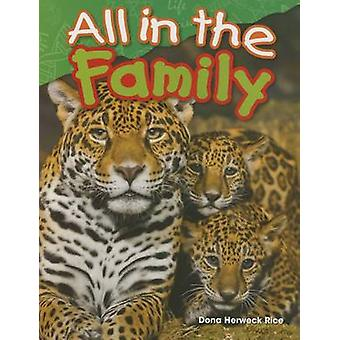 All in the Family (Grade 1) by Dona Herweck Rice - 9781480745636 Book