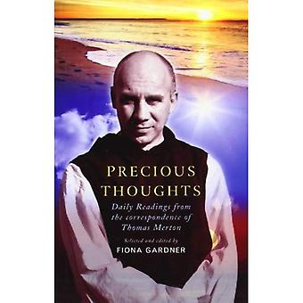 Precious Thoughts: Daily Readings from Thomas Merton