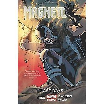 Magneto Volume 4: Last Days