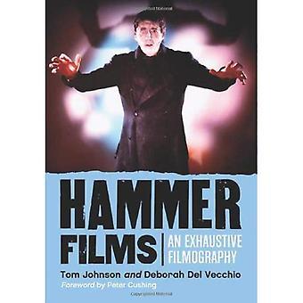 Hammer Filme: Eine ausführliche Filmographie
