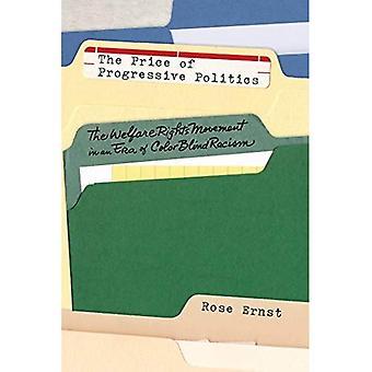 Prisen på progressiv politik: velfærd rettigheder bevægelse i en æra af farveblind racisme