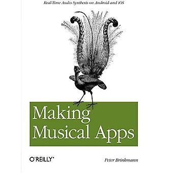 Tehdä musiikin Apps