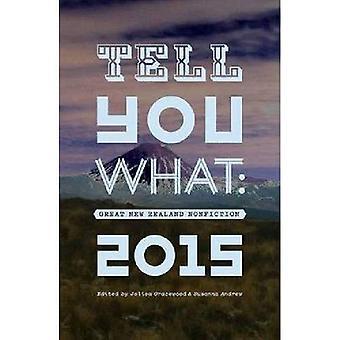 Berätta vad: fantastiska nya Zeeland facklitteratur, 2014