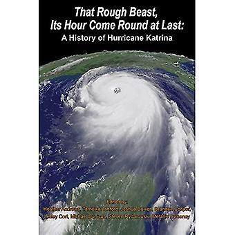 Att grov odjuret, dess timme kommit runt äntligen: en historia av orkanen Katrina