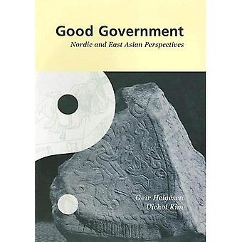 Good Government : Nordic and East Asian Perspectives