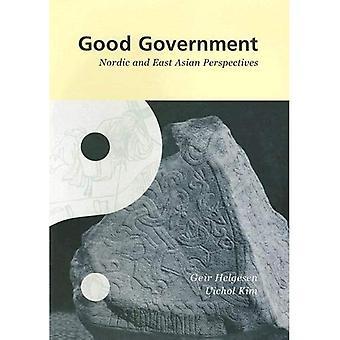 Gute Regierungsführung: Nordic und ostasiatische Perspektiven