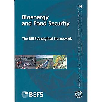 Bioenergy and Food Security: The BEFS Analytical Framework (Environment and Natural Resources Management)