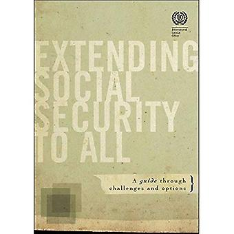 Extending Social Security to All: A Guide through Challenges and Options