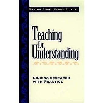 Enseignement pour comprendre – reliant la recherche à la pratique de Martha