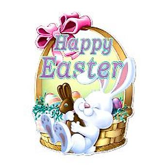 Happy Easter tegn