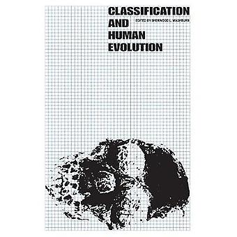 Classification and Human Evolution by Washburn & Sherwood L.
