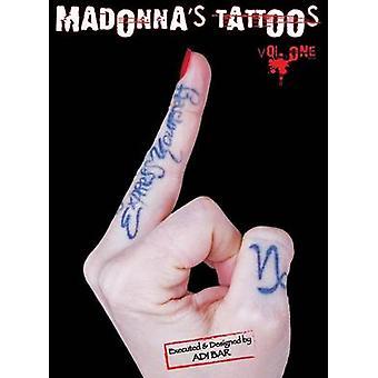 Madonnen Tattoos Buch Vol. 1 MTBV1 Bar & ADI