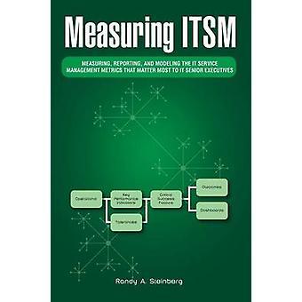 Måle Itsm måle rapportering og modellering It Service Management beregninger som betyr mest for det ledere av Steinberg & Randy en.