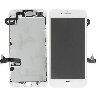 Stuff Certified ® iPhone 8 Plus Pre-assembled Screen (Touchscreen + LCD + Parts) AAA + Quality - White + Tools