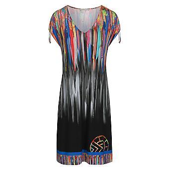 Feraud 3195107-10005 Women's Beach Multicolour Beach Dress