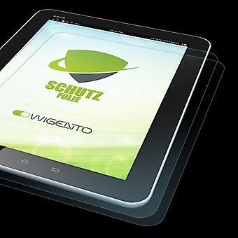 2x écran protection feuille pour Samsung Galaxy Tab A 10,1 2019 T510 T515 HD LCD protection feuille + Poliercloth