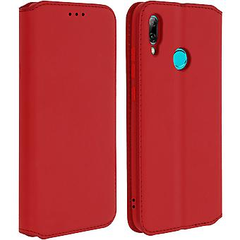 Slim Case, Classic Edition stand case Huawei P Smart 2019 / Honor 10 Lite - Red