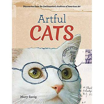 Artful Cats: Discoveries from the Smithsonian's Archives of American art