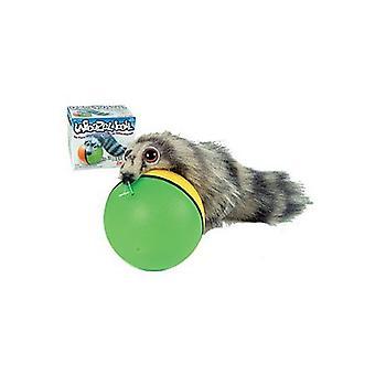 Weazel Ball-The Weasel Rolls con balón