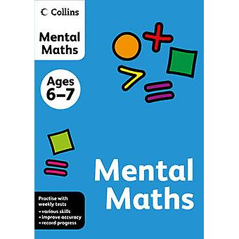 Collins Mental Maths - Ages 6-7 - 9780007457908 Book