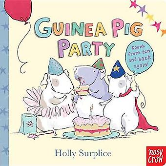 Guinea Pig Party by Holly Surplice - Holly Surplice - 9780763676049 B