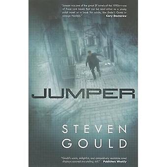 Jumper by Steven Gould - 9780765378163 Book