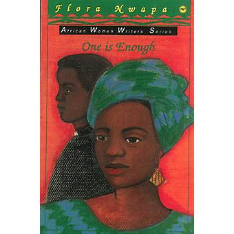 One is Enough by Flora Nwapa - 9780865433236 Book