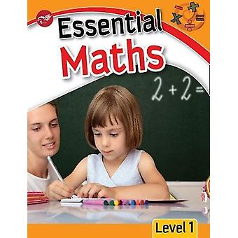 Essential Maths - Level 1 by Pegasus - 9788131937624 Book