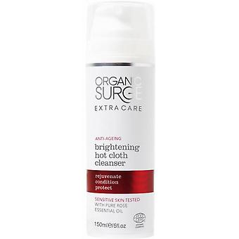 Organic Surge Brightening Hot Cloth Cleanser