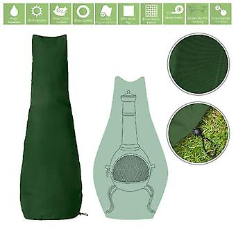 Gardenista® Green Protective Cover for Chimnea