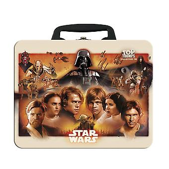 Star Wars Top Trumps Collectors Tin