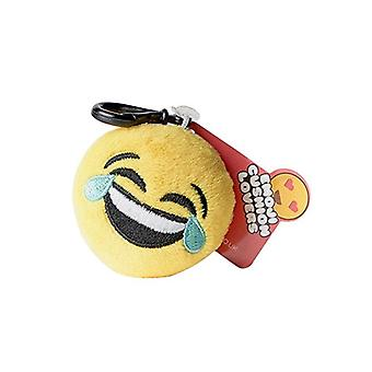 Emoji Cushion Keyring - Laughing To Tears