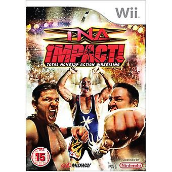 TNA Impact (Wii) - Factory Sealed