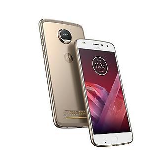 Moto Z2 Play Smartphone - 32GB (XT171002) - White/Fine Gold