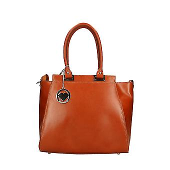 Leather shoulder bag Made in Italy P9060