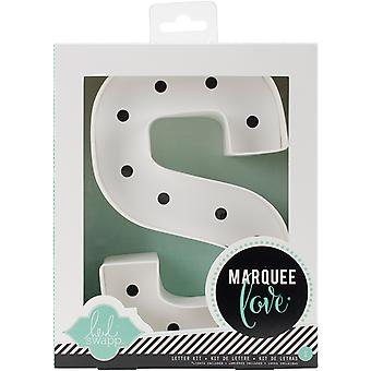 Heidi Swapp Marquee Love Letters, Numbers & Shapes 8.5