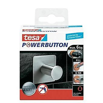 Tesa® Powerbutton Hook klassiske Suare