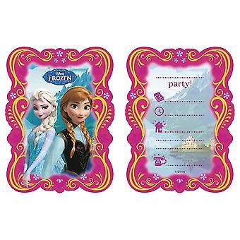 Disney Frozen 24 Invitations with envelops kids Birthday Girls pary invitations